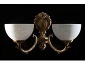 Бра Brizzi MA 02140/2 AB (классический, бронза)