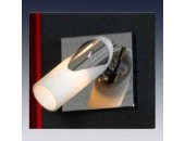 Светильник спот Lussole LSL-0411-01 (модерн, хром)