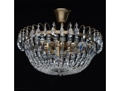 Люстра потолочная MW-Light 351017208 (классический, бронза)