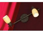 Светильник спот Lussole LSQ-6911-02 Cevedale (хай-тек, венге)
