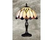Настольная лампа Snowlight 13-032-01TM (тиффани, бронза)