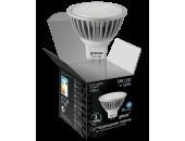 Светодиодная лампа GaussLEDEB101505205 GU5.3 5W 4100K