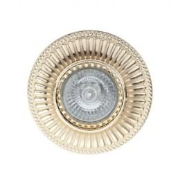 Встраиваемый светильник L`Arte Luce L10351.08 Rodez (классический, золото)