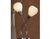 Настольная лампа Lussole LSC-8304-02 Abriola (модерн, хром)