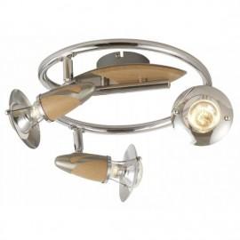 Люстра потолочная GLOBO 5433-3 спот-система (хай-тек, металлический)
