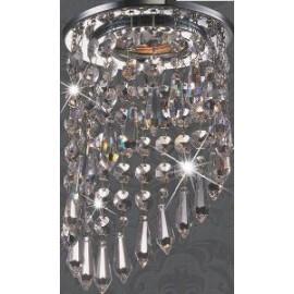 Точечный встраиваемый светильник Novotech 369399 Rain (модерн, хром)