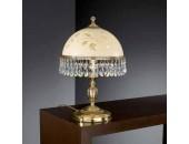 Настольная лампа Reccagni Angelo P 6306 M (классический, золото)