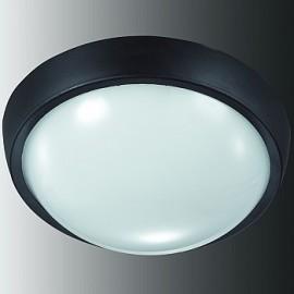 Уличный потолочный светильник Novotech 357184 (модерн, черный)
