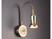 Подсветка для картин с выключателем Elektrostandard Plica 1215 бронза-золото