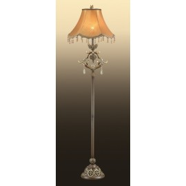 Торшер Odeon Light 2802/1F (классический, коричневый)
