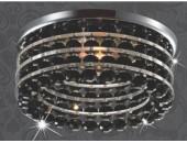 Точечный встраиваемый светильник Novotech 369445 Pearl Round (модерн, хром)