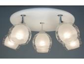 Люстра потолочная  спот Citilux CL158161 Самба (модерн, белый)