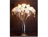 Настольная лампа Citilux EL325T04.1 Eletto Rosa Bianco (флористика, хром)
