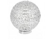 Настольная лампа 21833 (хай-тек, хром)