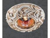 Точечный встраиваемый светильник Novotech 369833 Sandstone (модерн, бежевый)