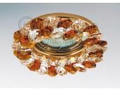 Точечный встраиваемый светильник Lightstar 030332 Onora Dorato (модерн, золото)