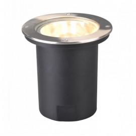 Уличный светильник встраиваемый ArteLamp A6013IN-1SS (модерн, серый)