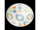 Светильник настенно-потолочный Eglo 88972 Junior (детский, белый)