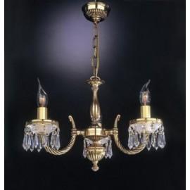 Люстра Reccagni Angelo L 4751/3 (классический, золото)