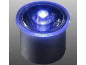 Уличный светильник Novotech 357235 (модерн, синий)