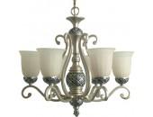 Люстра подвесная Adelluce 2709072/6P (классический, шампань)