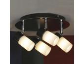 Светильник спот Lussole LSQ-6101-04 Siliqua (модерн, хром)