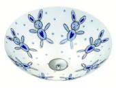 Светильник потолочный MarkSlojd 102396 VAGGERYD (детский, голубой)