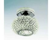 Точечный накладной светильник Lightstar 160304 Monile Top cr (модерн, хром)