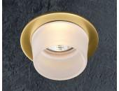 Точечный встраиваемый светильник Novotech 369170 Rainbow (модерн, золото)