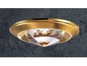 Точечный встраиваемый светильник Novotech 369428 Glam (модерн, золото)