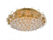 Люстра потолочная Chiaro 232015206 (модерн, золото)