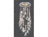 Точечный встраиваемый светильник Novotech 369793 Ritz (модерн, хром)