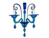 Бра Chiaro 341020602 (модерн, синий)