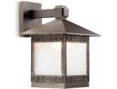 Уличный настенный светильник Odeon Light 2644/1W NOVARA (классический, коричневый)